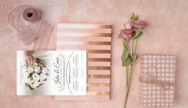 Düğün Davetiyesi – Düğün Davetiye Modelleri